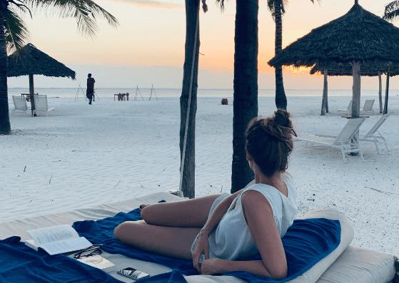 Summer Bucketlist: Am Strand liegen