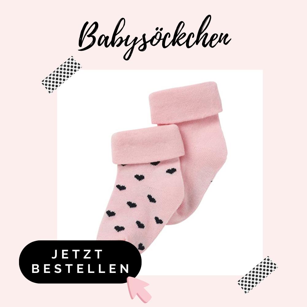 Babysöckchen