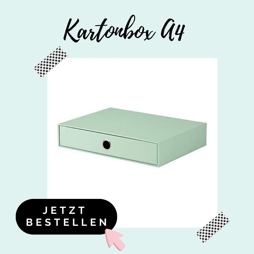 Karton Box A4