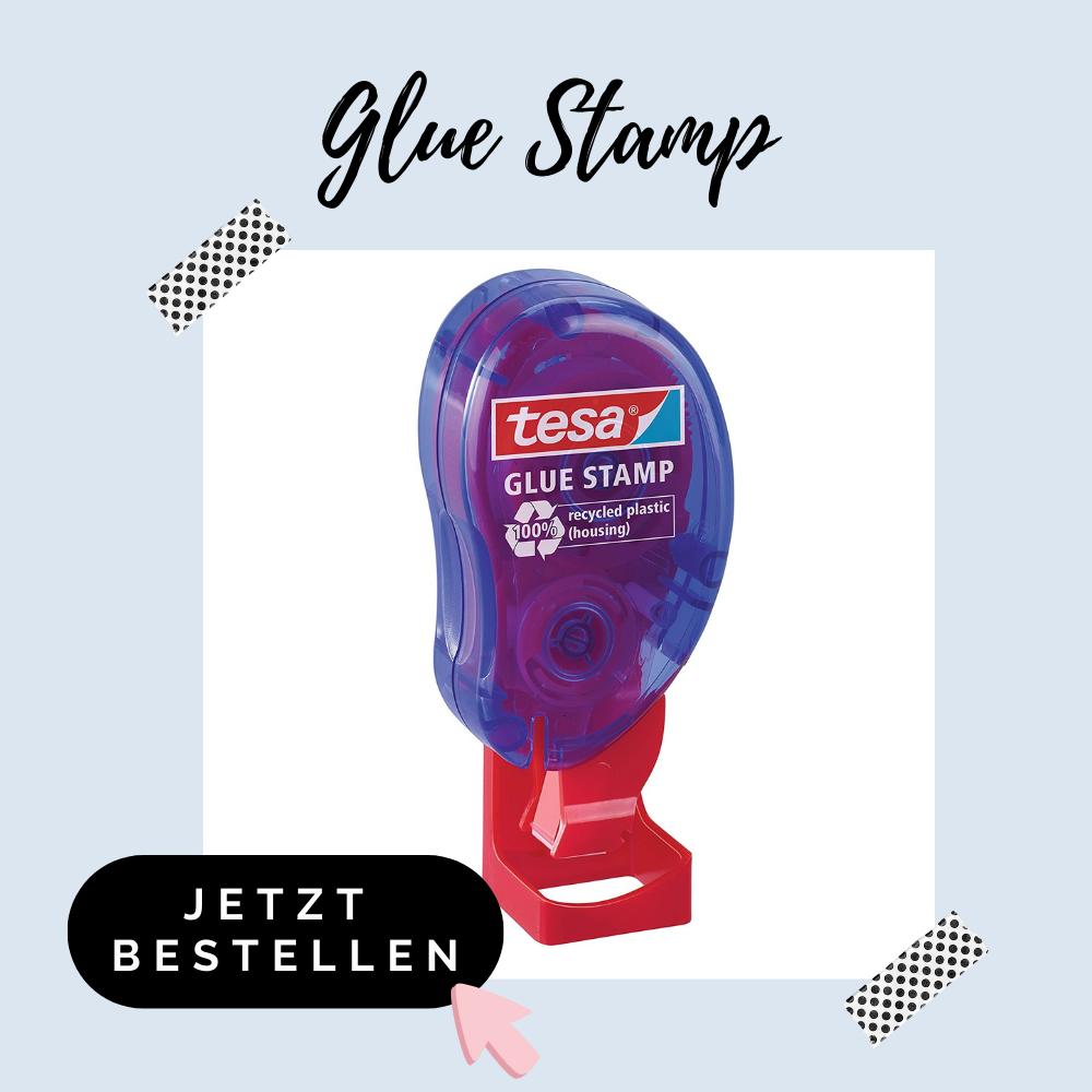 Glue Stamp