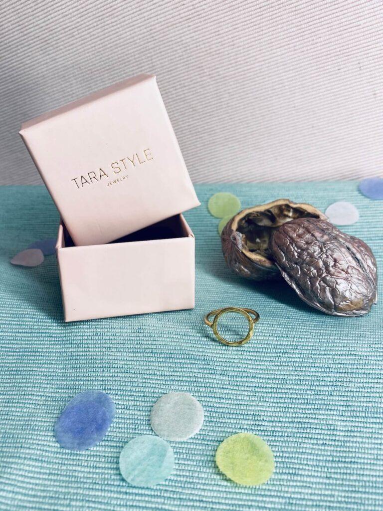 Tara Style Ring als Geschenk