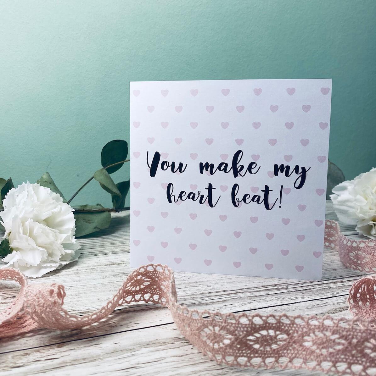 Valentinstagskarten zum Ausdrucken