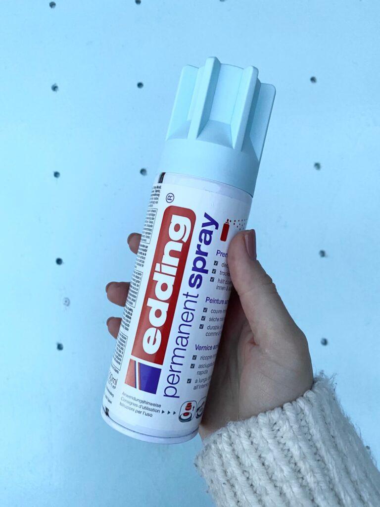 Edding Spraylack Pastellblau matt