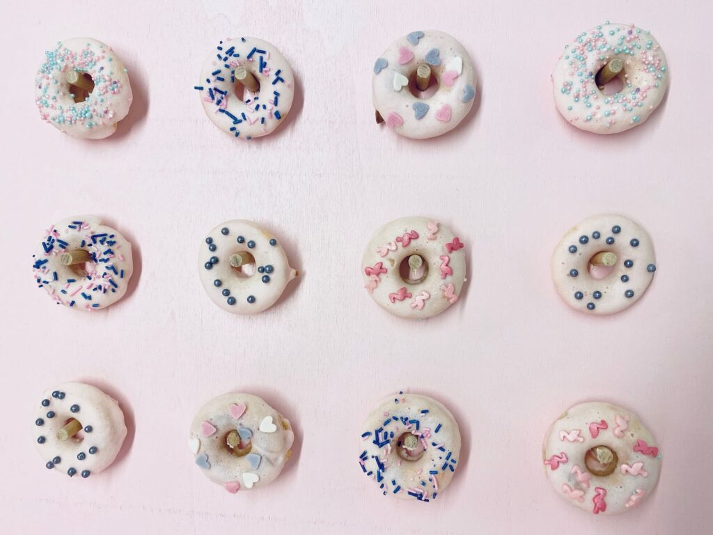 Donuts an Donut Wall