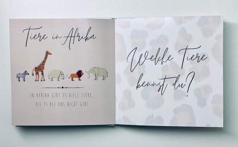 Afrika Tiere