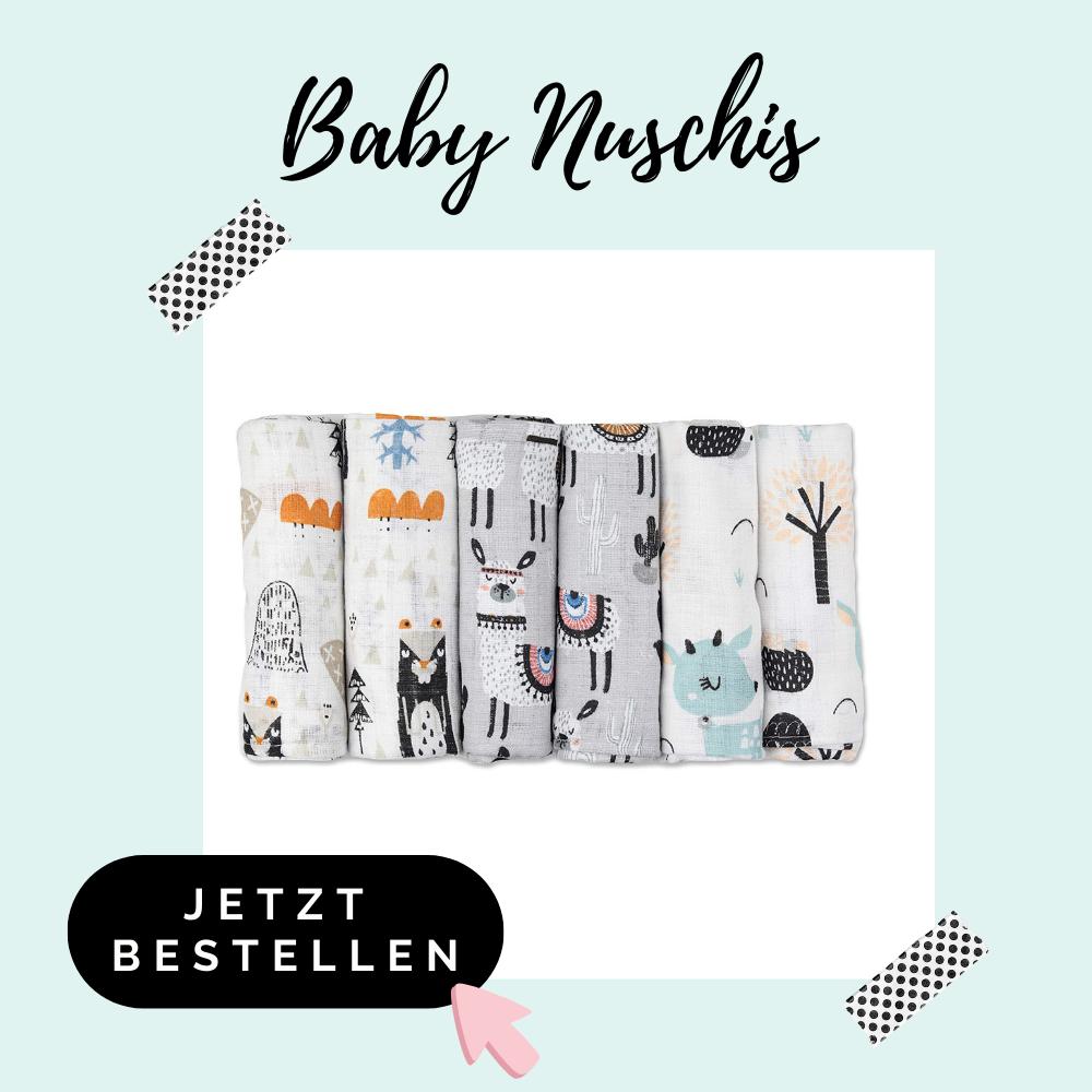 Nuschis Baby