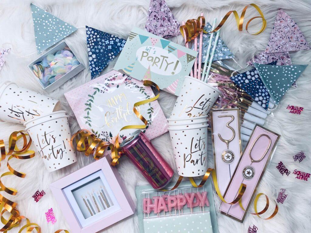 Geschenkidee Party Package
