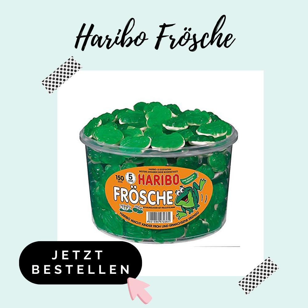 Haribo Frösche