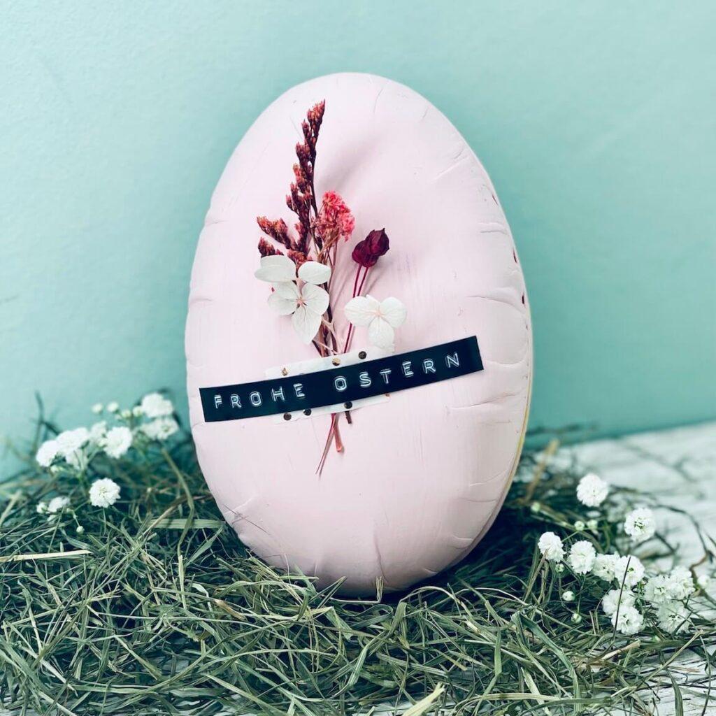 Ostergeschenkverpackung Ei