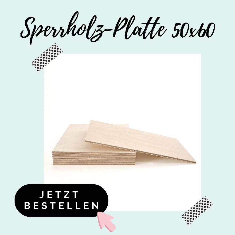 Sperrholz-Platte